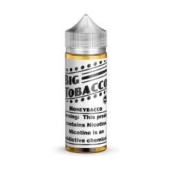 Big Tobacco Honeybacco 120mL