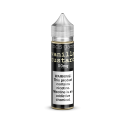 ends game vanilla custard 60mL