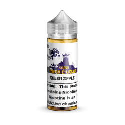 Ninja Green Apple 120mL