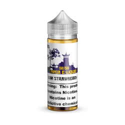 Ninja Kiwi Strawberry 120mL